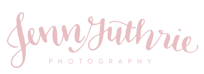 Jenn Guthrie Photography logo